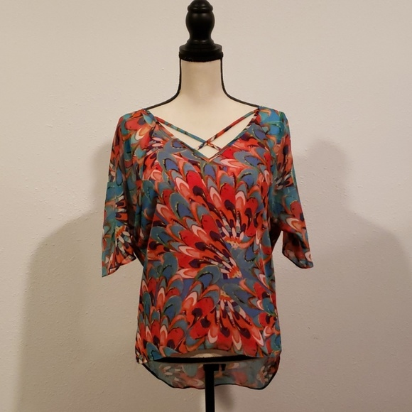 """MM Couture Tops - MM COUTURE Blouse """"NWOT"""""""